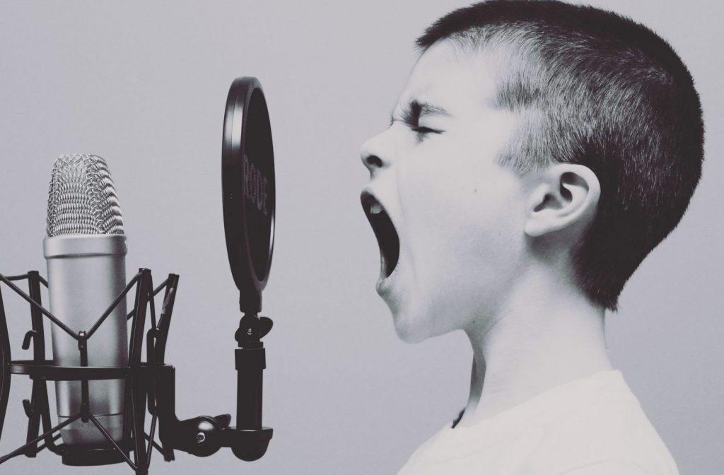 Kid Singing | Kycker Article