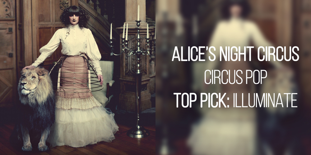 Alice's Night Circus Sound City Listing | Kycker Article