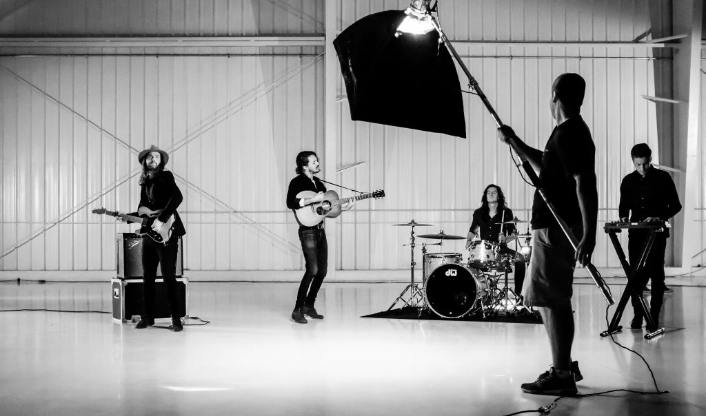 Band Video Shoot | Kycker Article