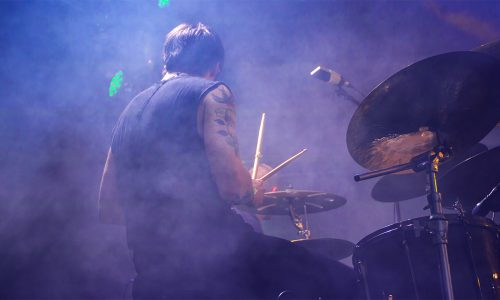 Purple Drummer | Kycker Article